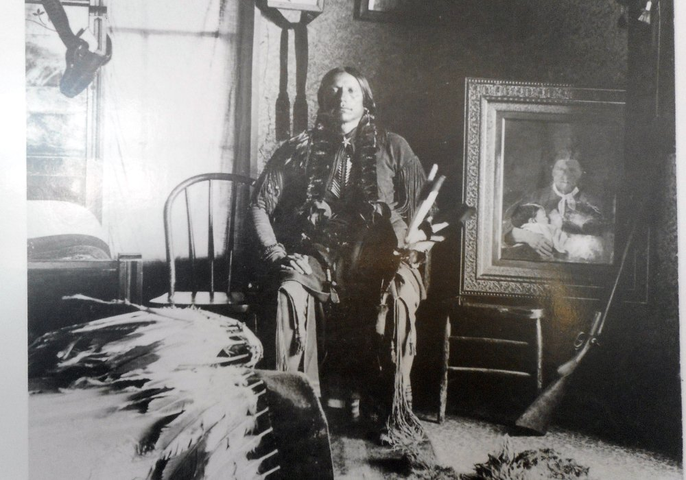 Quanah Parker Exhibit – One Man Two Worlds
